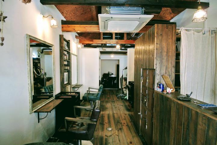 【中崎町】徒歩3分の美容室居抜き賃貸物件【坪単価1.3万円】