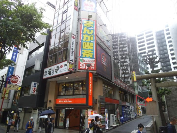 【渋谷】徒歩2分の美容室居抜き賃貸物件【坪単価2.7万円】